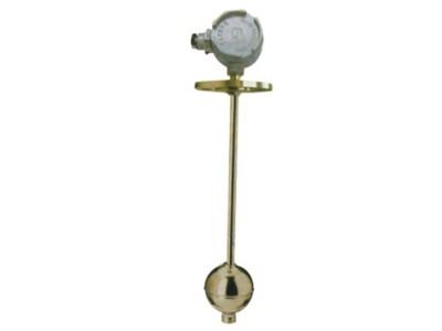 插入式磁性浮球液位变送器